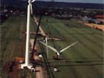 """Windenergieanlagen """"Ronja"""" und """"Celina"""" in Neuengamme"""