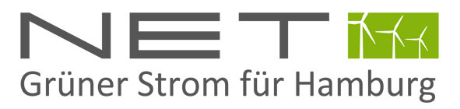 NET OHG - Grüner Strom für Hamburg
